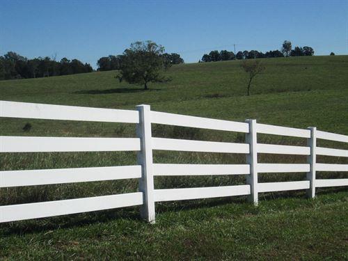 South Central Missouri Farm : Houston : Texas County : Missouri