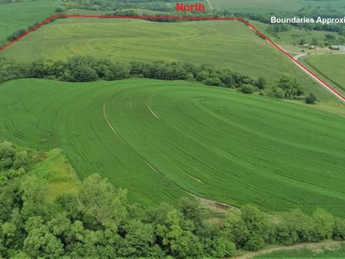 80 Acres, Excellent Upland Row : Corning : Holt County : Missouri