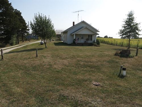 80 Acres M/L Hobby Farm Investment : Eagleville : Harrison County : Missouri