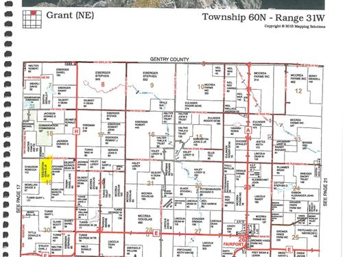Dekalb County Mo 80 Acres For Sale : King City : Dekalb County : Missouri