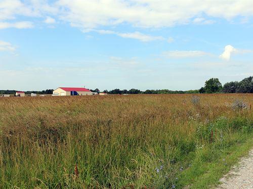 4.5 Acre Building Lot Outside : Kirksville : Adair County : Missouri