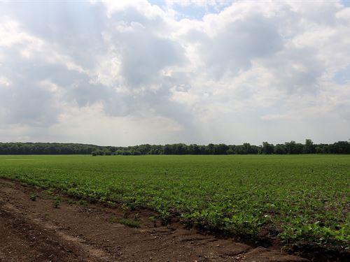 Highly Tillable Macon County MO : La Plata : Macon County : Missouri