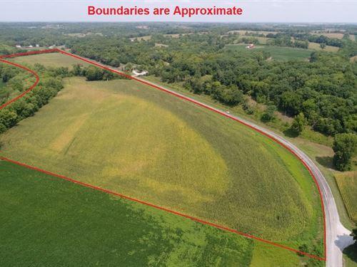 40 Acres Creek Bottom, 4 Roi : Pattonsburg : Daviess County : Missouri