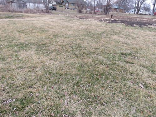 Nice, Level Vacant Lot : Stanberry : Gentry County : Missouri