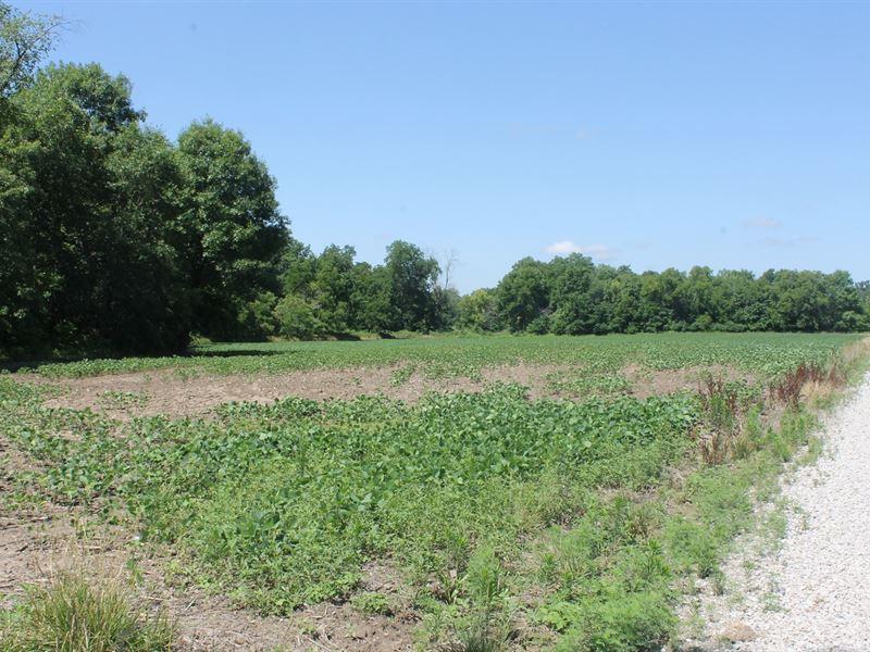 Livingston County Mo Hunting Farm : Trenton : Livingston County : Missouri