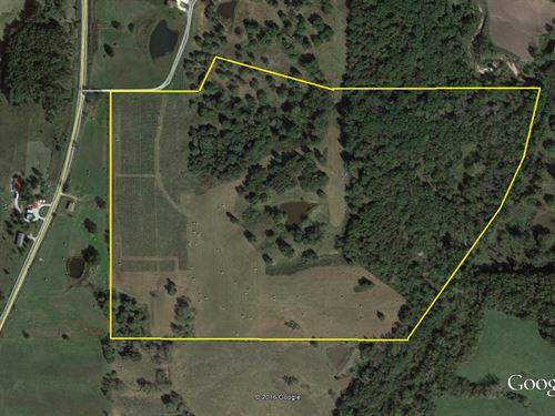 60 Acres M/L Just South Unionville : Unionville : Putnam County : Missouri
