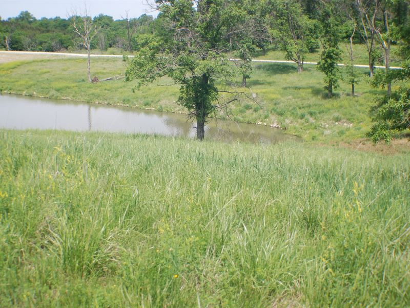 Waterfront Lake Lot Lake : Unionville : Putnam County : Missouri