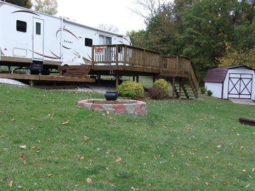 Camper Lot Lake Thunderhead North : Unionville : Putnam County : Missouri