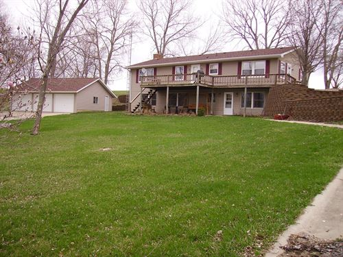 House Lake Thunderhead North MO : Unionville : Putnam County : Missouri