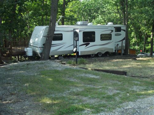 Waterfront Lake Property Lake : Unionville : Putnam County : Missouri