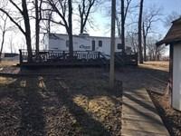 Lake Thunderhead Lot Camper North : Unionville : Putnam County : Missouri