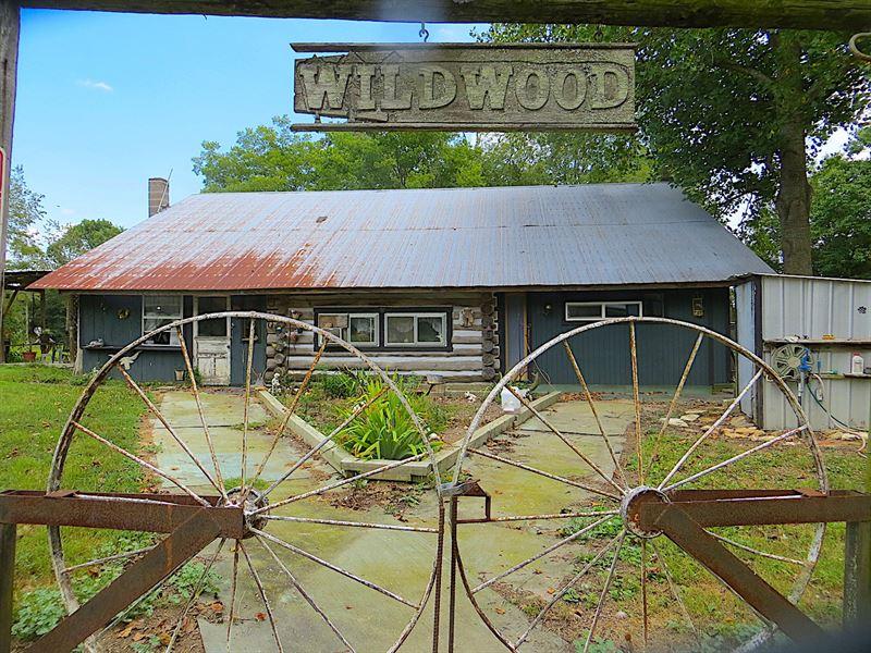 20 Acres in Koshkonong, Missouri : Koshkonong : Oregon County : Missouri