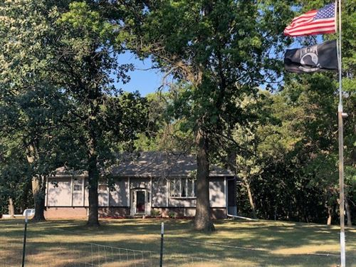 Lathrop MO Country Home, New Price : Lathrop : Clinton County : Missouri