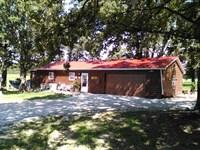 22 Acre Property Pasture For Horses : Macks Creek : Camden County : Missouri