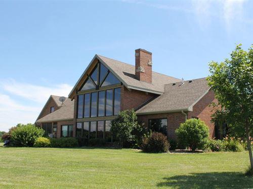 Country Home, Acreage, North : Maysville : Dekalb County : Missouri