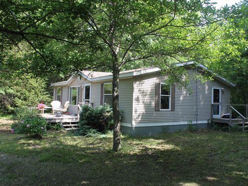 Dekalb County MO Country Home : Maysville : Dekalb County : Missouri