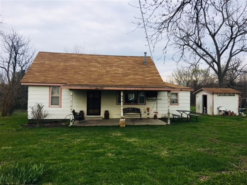 Hobby Farm For Sale in Miller, Mo : Miller : Lawrence County : Missouri