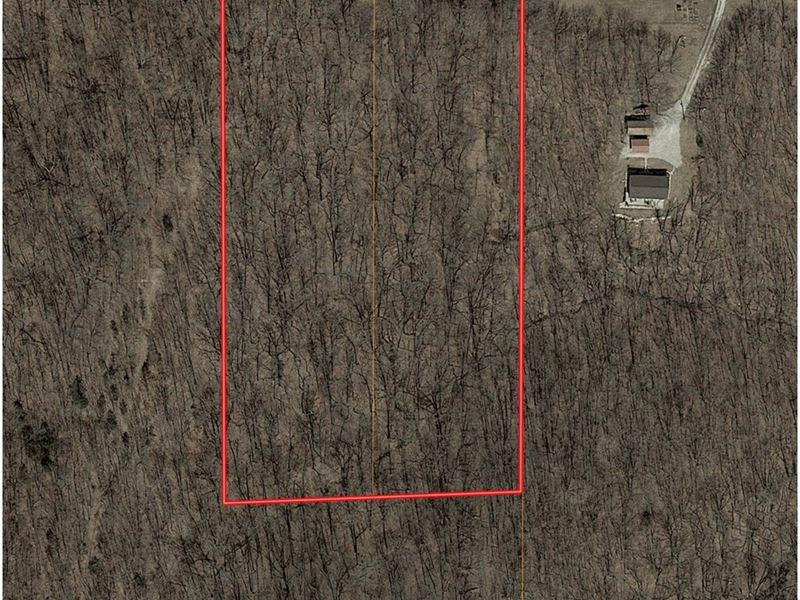 5 Acres, Building Site : Mooresville : Livingston County : Missouri