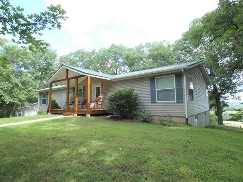 Country Home & Acreage Hermann, MO : Morrison : Gasconade County : Missouri