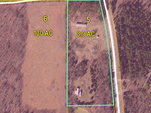 4 Acres M/L, Texas County, Missouri : Mountain Grove : Texas County : Missouri