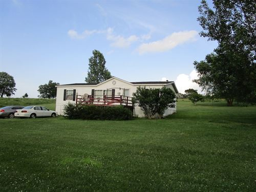 Home at Edge of Town, 3 Acres M/L : Mountain View : Howell County : Missouri