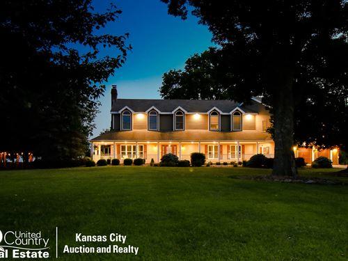 Luxury Platte County MO Home : Platte City : Platte County : Missouri