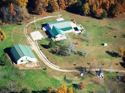 Hunting Property Douglas County : Norwood : Douglas County : Missouri