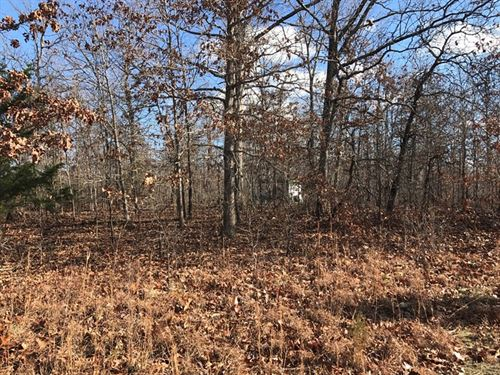 16.22 Acres Vacant Land Echo Bluff : Salem : Dent County : Missouri