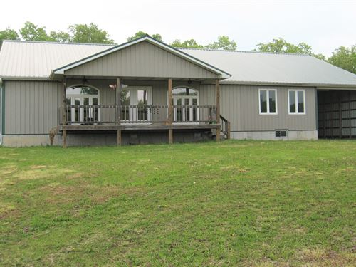 Horse Property Dent County Salem Mo : Salem : Dent County : Missouri