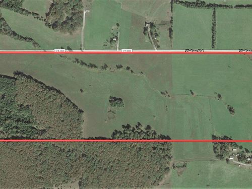 Farm Land, Pasture Land Phelps Cty : Rolla : Phelps County : Missouri