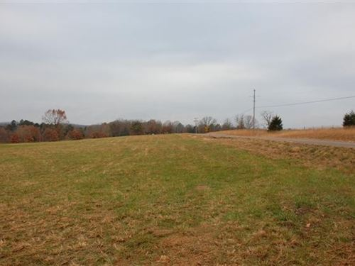Missouri Ozarks, 6 Acres Vacant : Tecumseh : Ozark County : Missouri
