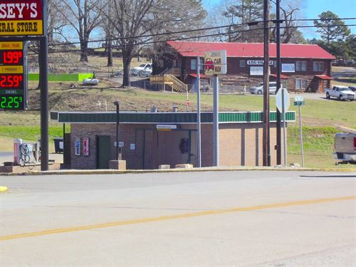 Commercial Car Wash Highway : Thayer : Oregon County : Missouri