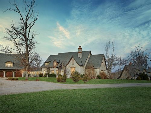 Luxury Home in Missouri For Sale : Thayer : Oregon County : Missouri