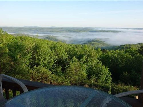 Southern Missouri Vacation Home/B&B : Van Buren : Carter County : Missouri