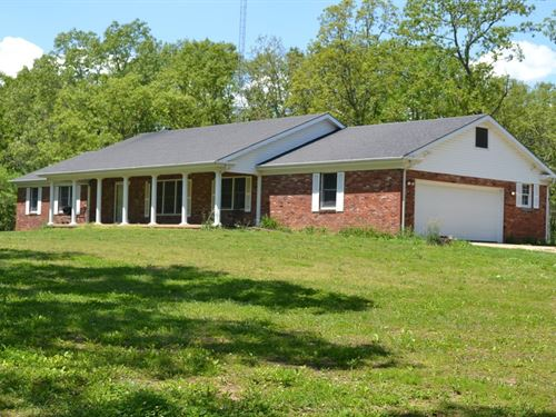Missouri Home, Handicap Accessible : West Plains : Howell County : Missouri