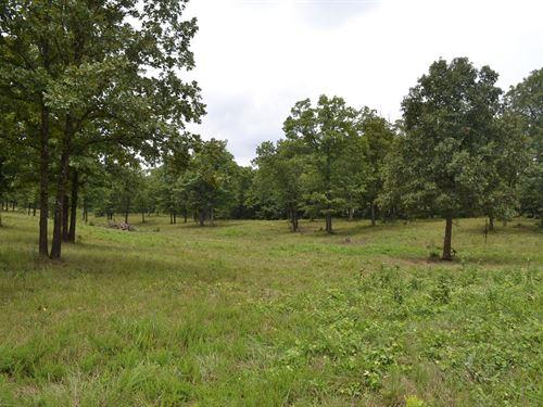 10 Acres, 2 Surveyed 5 Acre Lots : West Plains : Howell County : Missouri