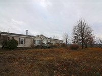 Country Home For Sale in Missouri : West Plains : Howell County : Missouri