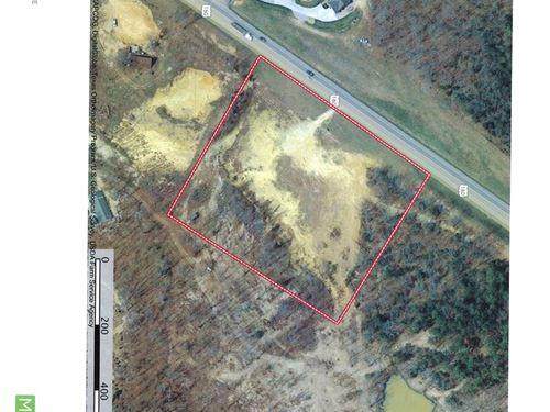 5 Acres West Plains / Major Hwy : West Plains : Howell County : Missouri