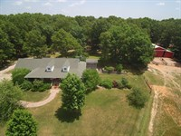 Missouri Ozarks Horse Cattle Farm : West Plains : Howell County : Missouri