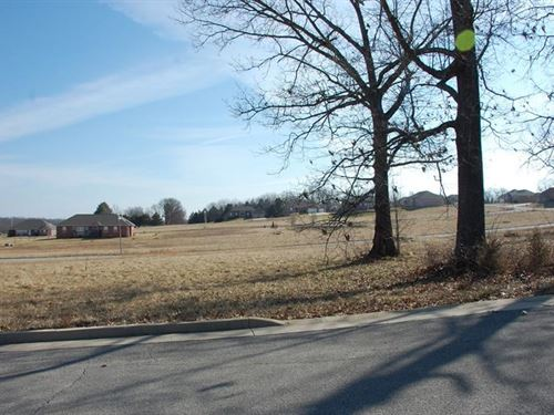 Residential Lots in Mo, Ozarks : West Plains : Howell County : Missouri