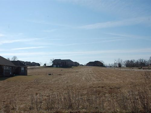 Residential Lots in The MO Ozarks : West Plains : Howell County : Missouri