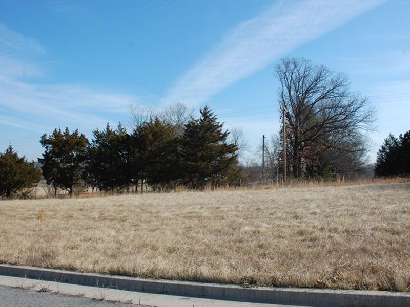 Residential Lots in The Mo, Ozarks : West Plains : Howell County : Missouri