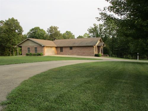 Home In Town For Sale, Winona, Mo : Winona : Shannon County : Missouri