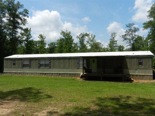 Mobile Home Lincoln County West : Bogue Chitto : Lincoln County : Mississippi