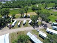 23 Unit Rv Mobile Home Park : Glendive : Dawson County : Montana
