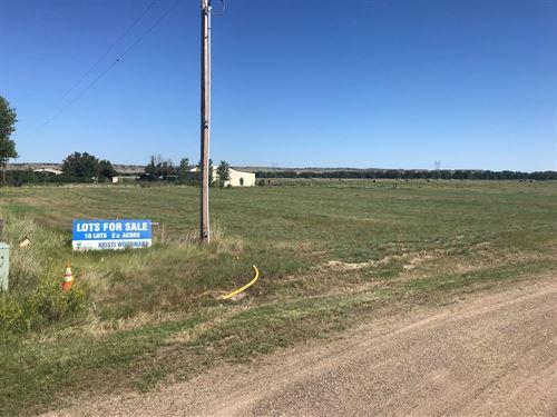 Deer Creek Estates Subdivision 5 : Glendive : Dawson County : Montana
