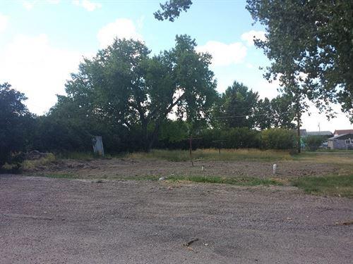 Mobile Home Park Lots Cut Bank MT : Cut Bank : Glacier County : Montana