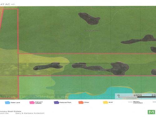Montana Farm Land & Grazing : Dodson : Phillips County : Montana