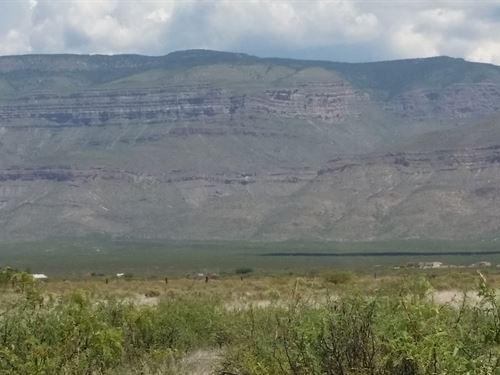 Desert Land : Alamogordo : Otero County : New Mexico