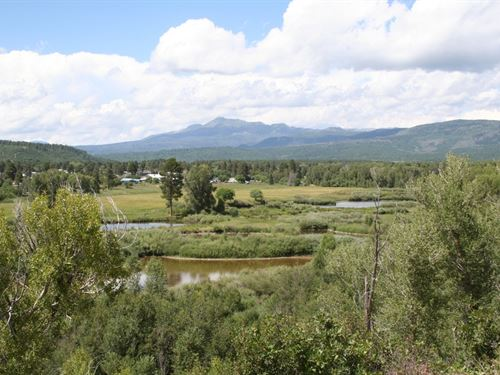 Chama River Frontage Land Chama NM : Chama : Rio Arriba County : New Mexico